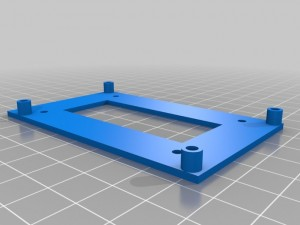 127512_Arduino_Due_Mounting_Plate_preview_featured