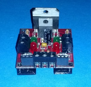 127581_Solarbotics_L298_Compact_Motor_Driver_Mounting_Plate_Assembled