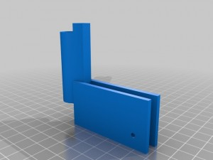 139529_Prusa_i3_Horizontal_LCD_Frame_Top_Holder_preview_featured