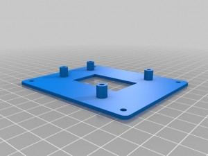 Arduino_Duemilanove_Mounting_Plate_preview_featured