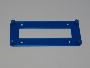 PN532 Breakout Board Mounting Plate View