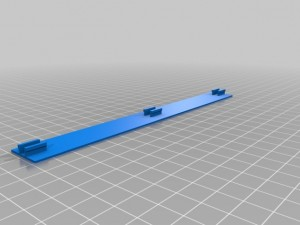 Misumi_Led_Strip_Holder_175mm_x_20_mm_preview_featured