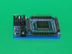 Altera Cyclone II Dev Board view1