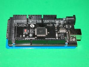 Arduino Mega view 2