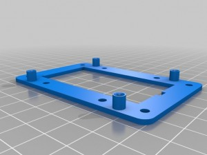 Freescale_KL25Z_Mounting_Plate_preview_featured