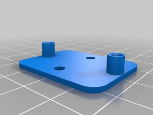 Keyes_Mosfet_Power_Control_Mounting_Plate_preview_featured