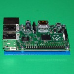 Raspberry Pi B Plus view 2