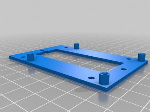 Raspberry_Pi_B_Plus_Mounting_Plate_preview_featured