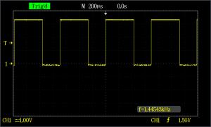 ESP8266 Wave Form