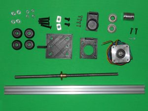 Small Carriage Parts