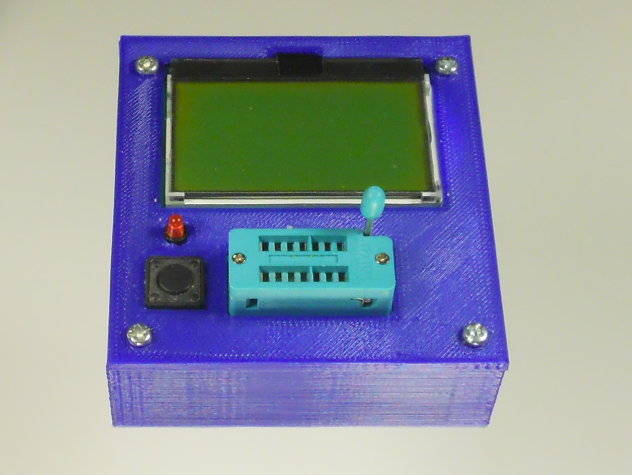 Case for the GM328A Components Tester
