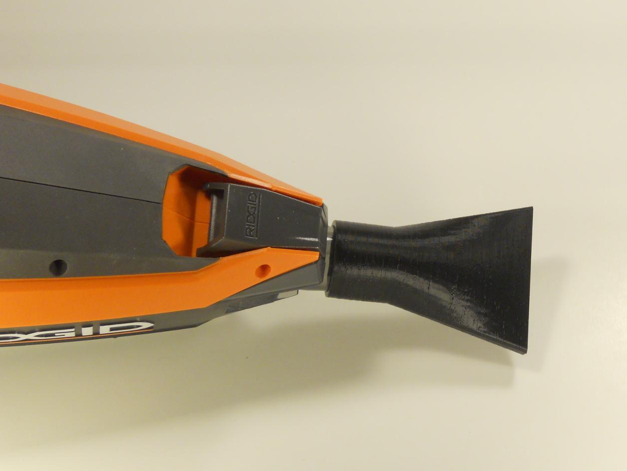 Rigid 18V Vacuum Nozzle