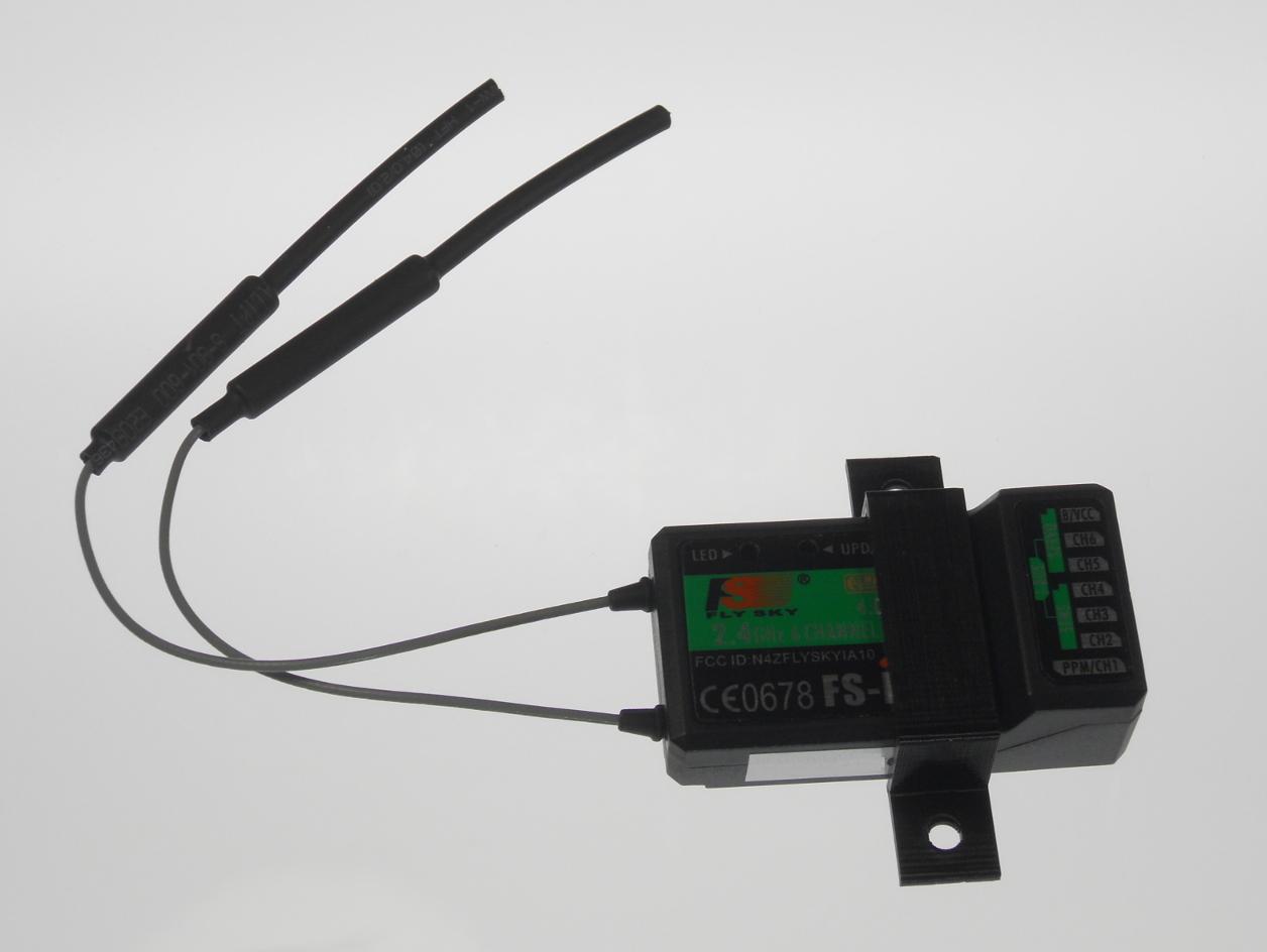 FlySky FS-iA6B Receiver Holder
