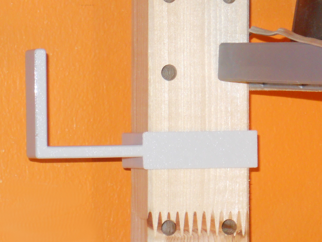 Ivar Side Unit Hook