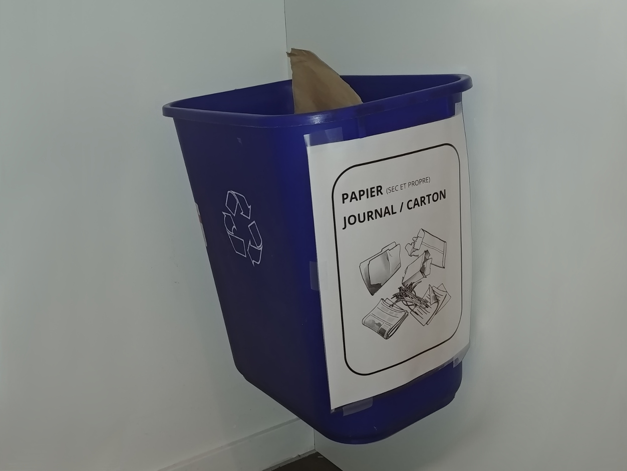 Recycling Bin Holder