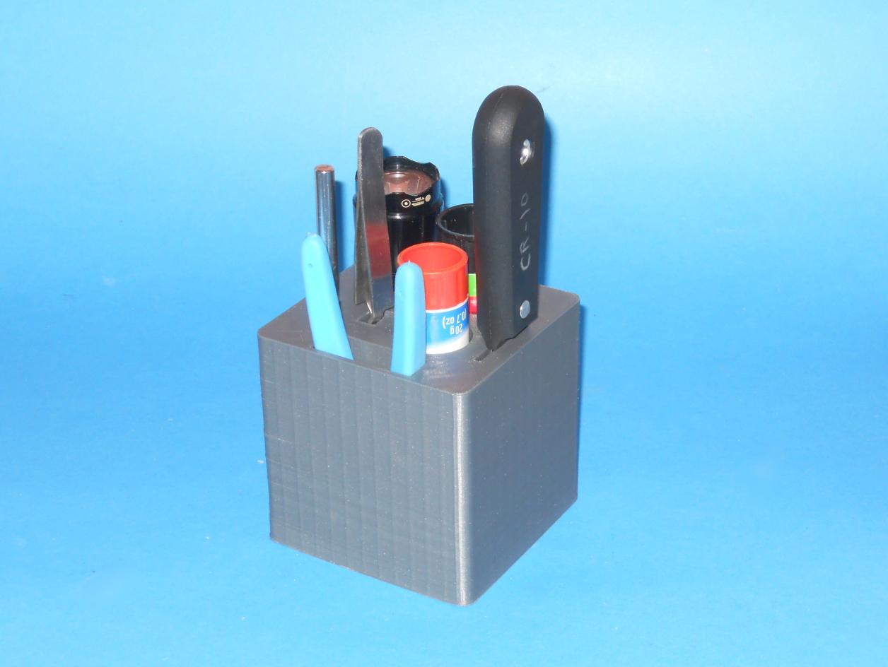 3D Printing Tool Caddy