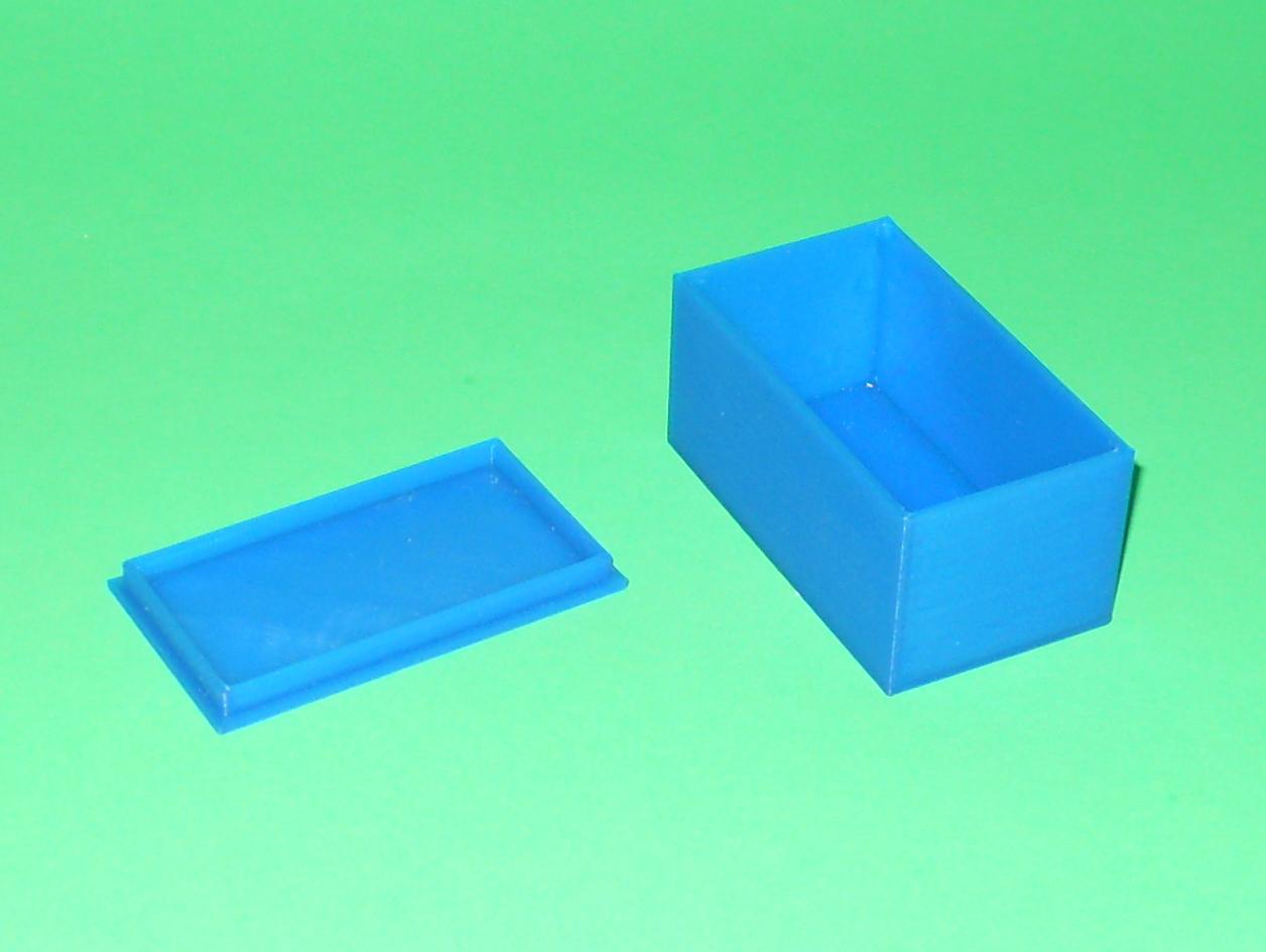 Parametric Storage Box