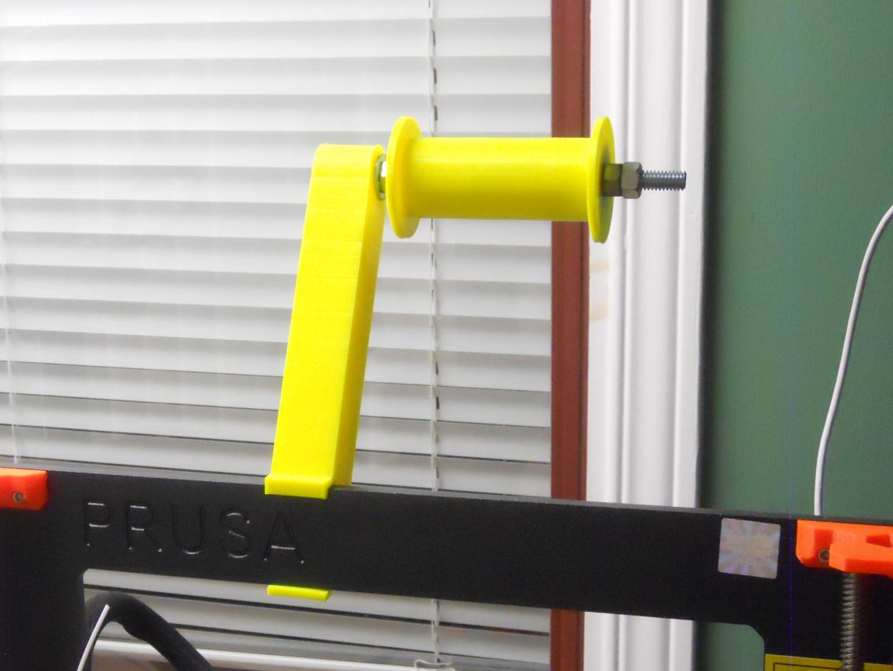 Prusa MK3 Spool Holder with Bearings