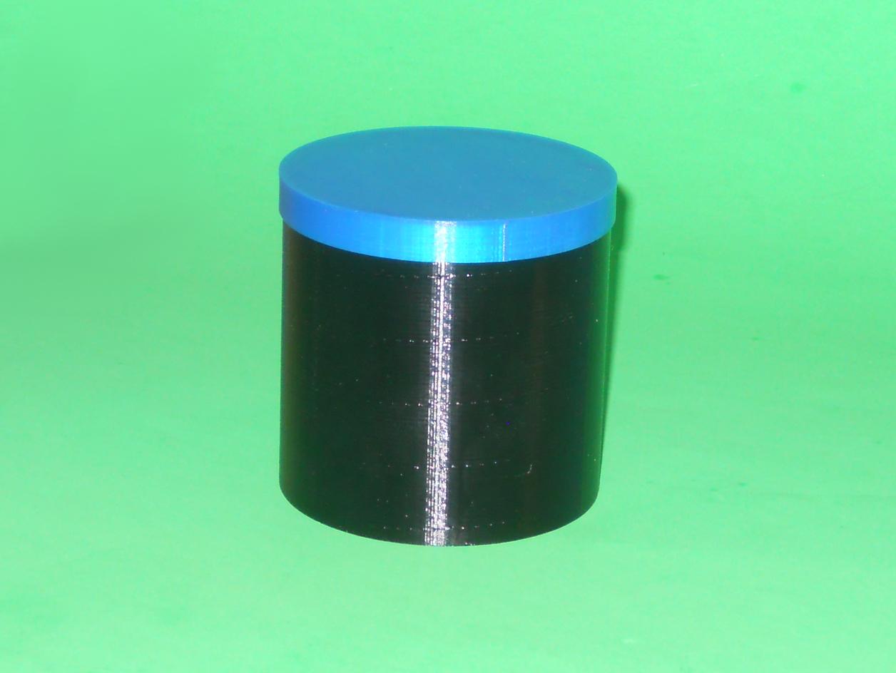 Parametric Round Container