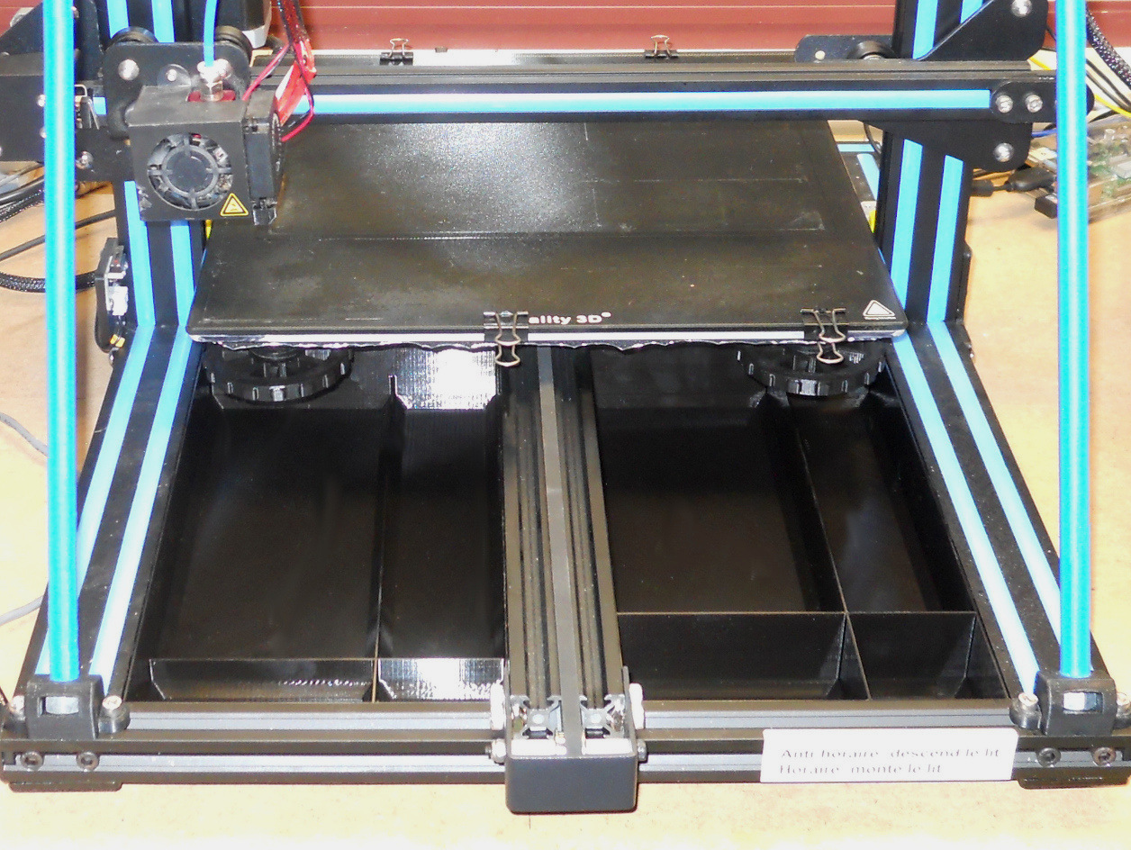 CR-10 Under Bed Tray