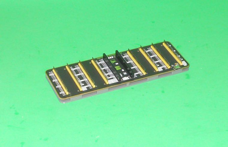 Waveshare Pi Pico Quad Expander Base Plate