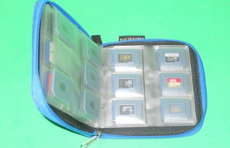 Micro SD Card Carrier