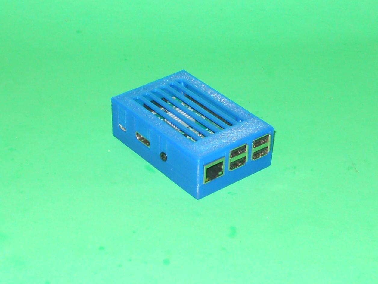 Raspberry PI Case 1B+/2/3
